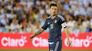 Lionel Messi undergoes kidney stone treatment