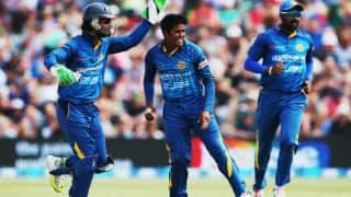 India vs Sri Lanka 1st T20I: Kasun Rajitha, Dasun Shanaka dismiss India for modest 101