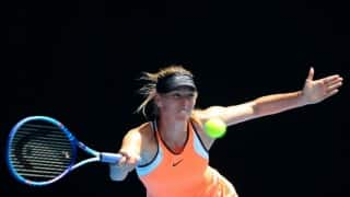 Maria Sharapova plays Russian roulette with Olympic dream