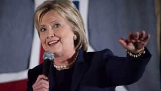 Hillary Clinton: Will evaluate US troop presence in Afghanistan if elected