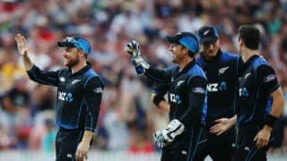New Zealand farewell Brendon McCullum with series win verses Australia