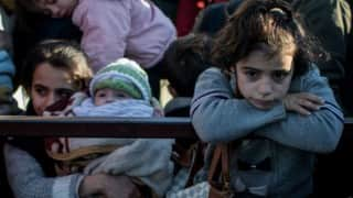 'Turkey fears new influx of up to 600,000 Syrian refugees'
