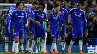 Chelsea rout Manchester City 5-1 in FA Cup 2015-16
