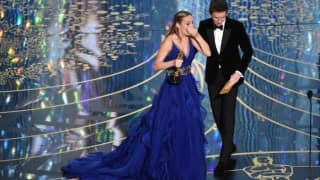 Oscar Awards 2016: Brie Larson wins best actress  for 'Room'