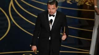 Oscar Awards 2016: Leonardo DiCaprio breaks Oscar jinx, wins best actor