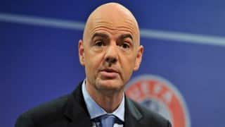 FIFA facing its most crucial week ever : Gianni Infantino