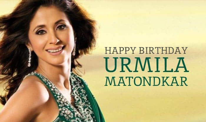 urmila matondkar happy birthday