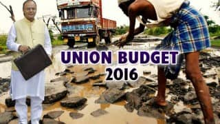 Union Budget 2016: Government raises national highway budgetary allocation to Rs.55,000 crores