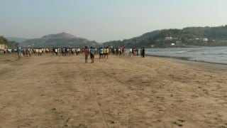 Murud beach tragedy: 14 Pune students drown off; 6 rescued; search operation underway to trace missing students