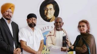 Tamil maestro Ilaiyaraaja honoured with first Jagjit Singh Memorial Award