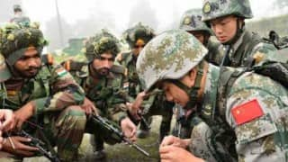 India and China conducts first joint tactical exercise in Ladakh