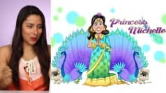 These women get redrawn as Disney Princesses! Watch video for priceless reactions