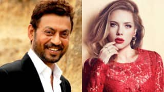 OMG! Irrfan Khan refuses Steven Spielberg movie with Scarlett Johansson