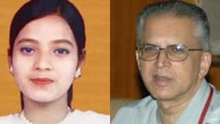 Ishrat Jahan was LeT militant assigned for violent jihad in Gujarat, claims former Home Secretary G K Pillai