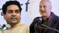 Anupam Kher fierce intolerance debate with Kapil Mishra at Jaipur Lit Fest turns into 'Modi vs Kejriwal' mud-slinging contest! (Watch Video)