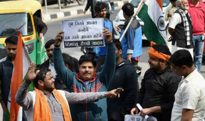 Psychology in protests activities