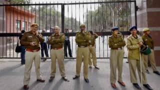 JNU row: 3 students wanted in sedition charges seen in campus