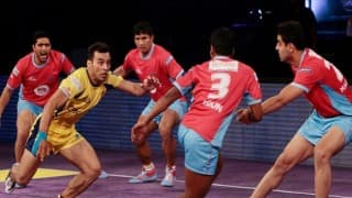 Pro Kabaddi League 2016 Free Live Streaming: Watch Jaipur Pink Panthers vs Bengal Warriors, Live Telecast on Star Sports, Hotstar and Starsports.com
