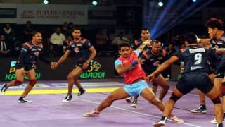 Bengal Warriors Beats Jaipur Pink Panthers 34 - 20 | Pro Kabaddi League 2016 Live Score: Bengal Warriors VS Jaipur Pink Panthers Live Points Update