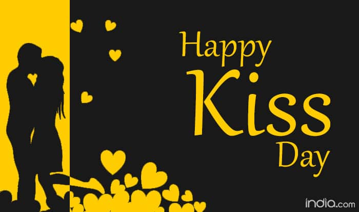 Happy Kiss Day 2016 Wishes: Best Kiss Day SMS, WhatsApp & Facebook Messages to send Happy Kiss Day greetings!