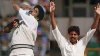 February 8, 1994: Kapil Dev becomes highest wicket-taker in Tests
