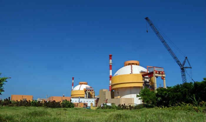 Kudankulam Nuclear Power Plant (File Photo)