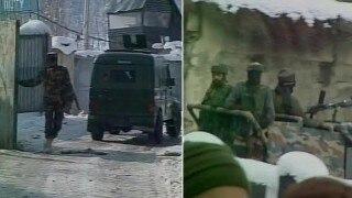 कुपवाड़ा में मुठभेड़ जारी, 4 आतंकी ढ़ेर 1 जिंदा पकड़ा गया