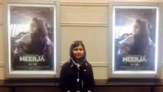 Malala Yousafzai impressed by Sonam Kapoor's movie Neerja! See picture