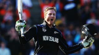 Martin Guptill Returns to New Zealand ODI Squad For Pakistan Series