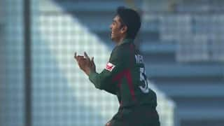 Bangladesh U-19 skipper rues untimely dismissal in semis defeat