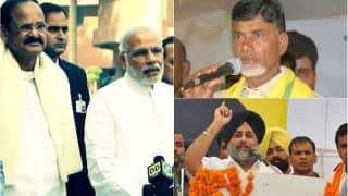 BJP in trouble with NDA allies: Shiv Sena, Akali Dal, TDP allege autocratic leadership