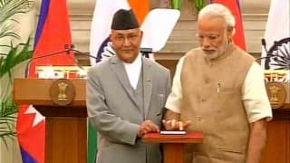 PM Modi And Nepal PM Oli to Jointly Inaugurate Second Integrated Check Post Today