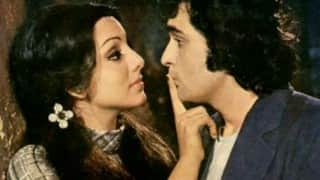 How Rishi Kapoor-Neetu Kapoor's 'hush-hush' engagement came about