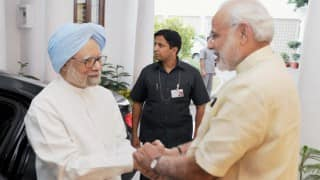 Manmohan Singh slams Narendra Modi for inconsistent policy on Pakistan, questions PM's silence on 'intolerance'