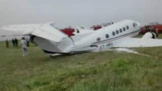 Small plane with 11 people on board crash-lands in Nepal