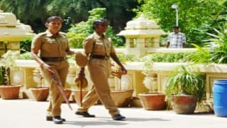 Ayodhya Verdict: Security Heightened in Chennai, Over 15,000 Cops Deployed in And Around Tamil Nadu Capital