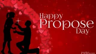 Happy Propose Day 2019: Quotes, SMS, Facebook Status And WhatsApp Messages to Share on This Propose Day