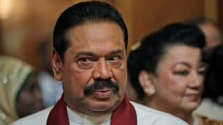 We Didn't Wage an Ethnic War or Carry Attack Against Tamil Community: Former Sri Lanka President Rajapaksa