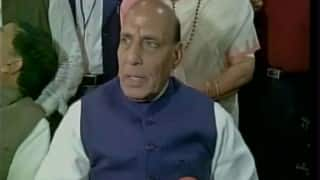 West Bengal assembly polls: Rajnath Singh to address three rallies today
