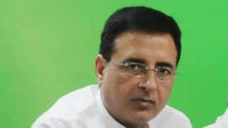 JNU row: What's wrong with you? Randeep Surjewala 'Ji'