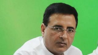JNU row: What's wrong with you? Randeep Surjewala 'Ji'