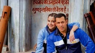 REVEALED: Salman Khan and Anushka Sharma's new look in Sultan! See their Valentine's Day pose!