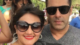 Salman Khan and rakhi sister Shweta Rohira's bond still going strong; see pictures from Aprita Khan's baby shower