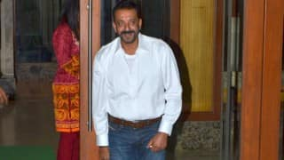 Sanjay Dutt released from Pune's Yerwada Central Jail