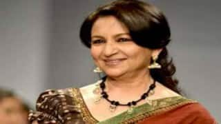Sharmila Tagore allowed to cross Wagah Border by Pakistan officials