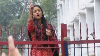 JNUSU Vice Prez Shehla Rashid Shora receives yet another hate letter