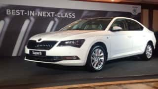 Skoda launches new version of Superb at Rs 22.68 lakh