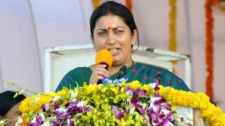 IITs asked to offer Sanskrit as elective: Smriti Irani