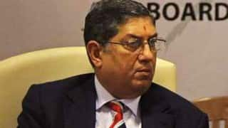 N Srinivasan's 'Big three' proposal scrapped by BCCI