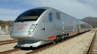High speed Talgo train to undertake trial run on Delhi-Mumbai